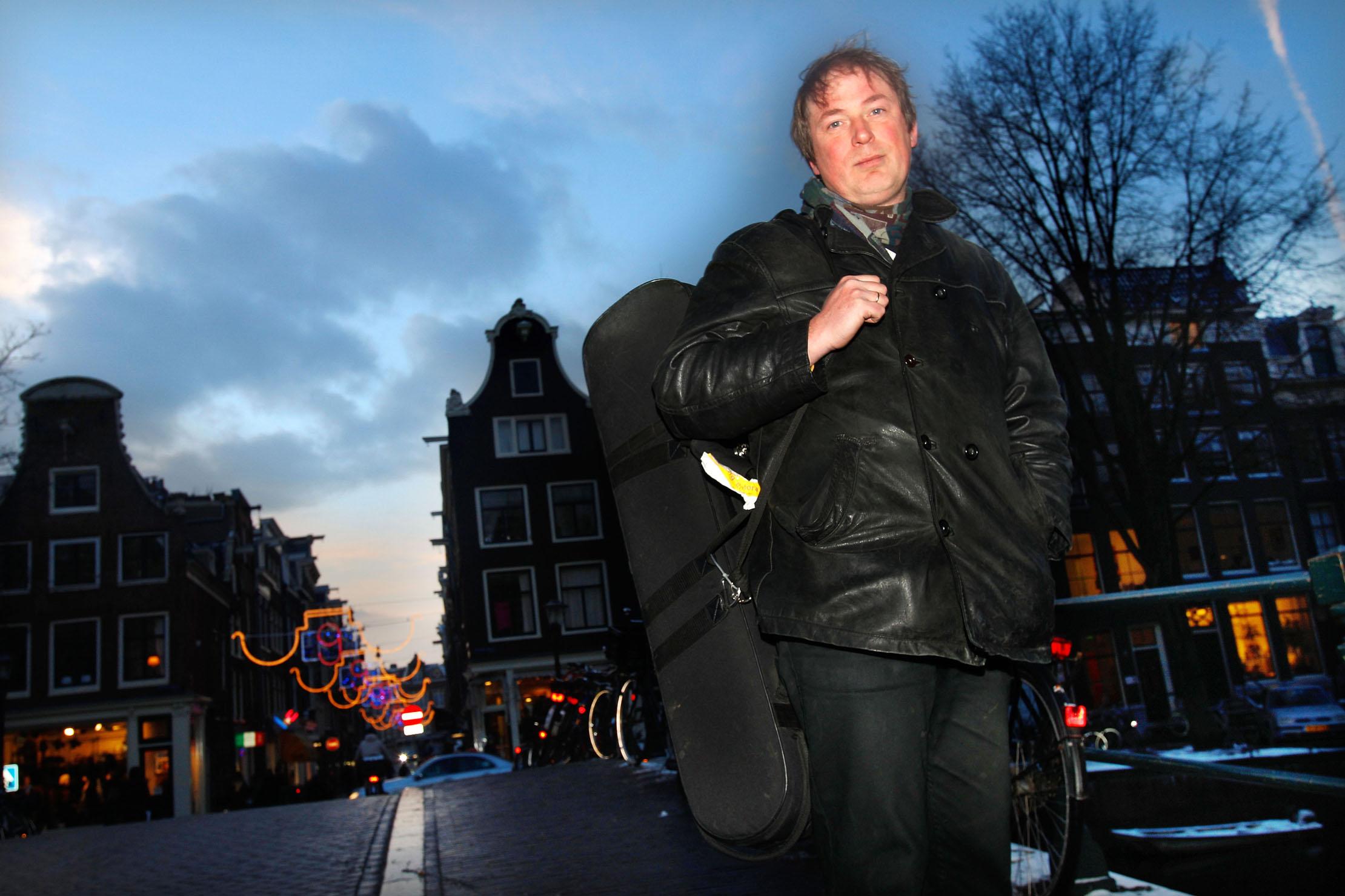 JOOP VAN DER LINDEN AMSTERDAM KLEMZER BAND